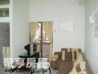 台中租屋》》上安國小漂亮1+1房、家電、傢俱全配(免仲介費)_圖片(1)
