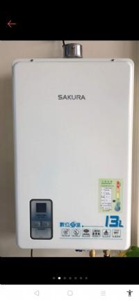 安裝-強制排氣熱水器