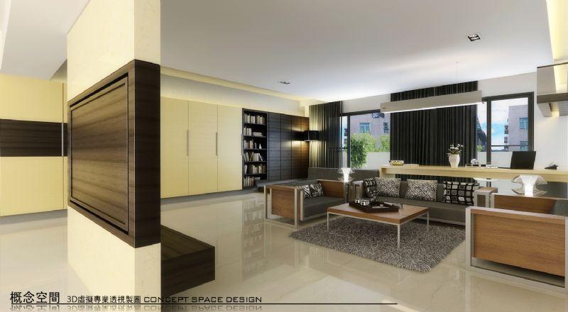 提供优质室内设计3d透视图