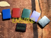 S-1821日期章專用印台、替換印台、印台尺寸:2.2*2.8公分、墨水顏色計有:紅、藍、黑、紫、綠、每個35元_圖片(1)