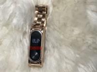 小米手環 小米手環2 金屬錶帶 腕帶 配件 小米 不鏽鋼 蝴蝶扣錶帶、每條特價:279元【玫瑰金色 現貨】不含手錶_圖片(1)
