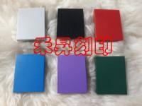 S827 替換印台~新力牌迴墨印章水性印台、每個售價:50元、顏色:紅、藍、黑、紫、綠、空白印台_圖片(1)