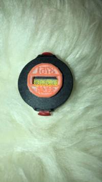 5分直徑圓橡皮、S-1000替換橡皮+新力牌專用墊片(整組)、適用1.5cm、翻跟斗日期印章、每組特價:80元_圖片(1)