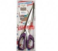 緞帶剪、禮品包裝專用剪刀、裁縫花邊剪刀、布剪、鋸齒剪刀、台灣製造、特價每把:360元_圖片(1)