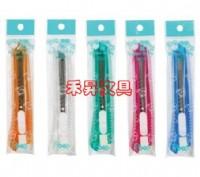美工刀,台灣製造,具定鎖功能,特價每把10元_圖片(1)