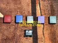 【客製化 會計章專用印台】S-820專用打印台、顏色計有紅、藍、黑、紫、綠、每個30元_圖片(1)