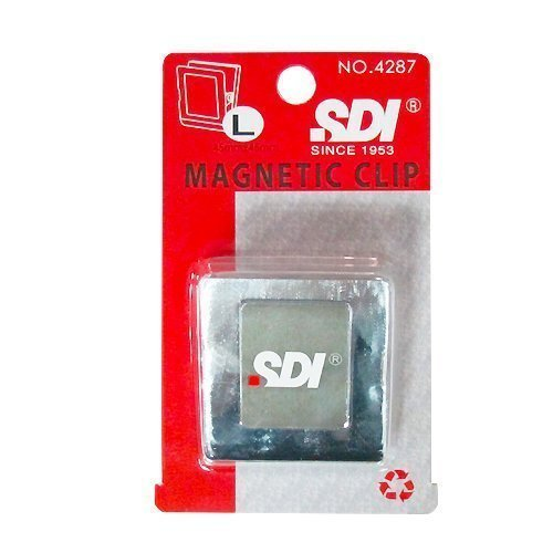 【SDI 手牌 磁夾】 方形強力磁夾 大45*50mm ~[NO.4287]特價每個:62元 - 20180816132318-397352037.jpg(圖)