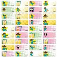 (129)飛哥小佛、全面回饋『任選2份、享免運費』每份300張(2.2*0.9公分)只售110元_圖片(1)