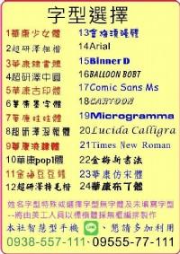 哆啦a夢之奇蹟之島(305)每份165張、特價:110元『3.0*1.3公分』中文+英文客製化姓名印刷、開學必備物品_圖片(3)