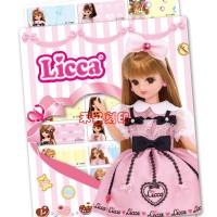 (319)莉卡娃娃、全面8折回饋『數量有限、售完為止』每份165張(3.0*1.3公分)只售120元_圖片(2)