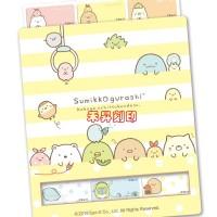 角落小夥伴Sumikko Gurash、姓名貼、2.2X0.9公分、小朋友最愛卡通、送收納夾、任選2份免運 、特價120_圖片(2)