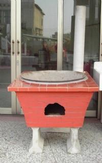 傳統ㄉ古灶、可拆組灶爐(燒材,瓦斯都可用)_圖片(1)