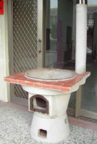 傳統ㄉ古灶、可拆組灶爐(燒材,瓦斯都可用)_圖片(2)