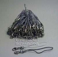 婚禮小物,手機吊繩(銀色)@1包100條@1條0.8元_圖片(1)