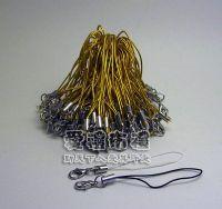 婚禮小物,手機吊繩(金色)@1包100條@1條0.8元_圖片(1)