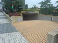台北市北投區復興崗捷運站旁(悅揚大樓),坡平管理地下室平面車位出租_圖片(3)