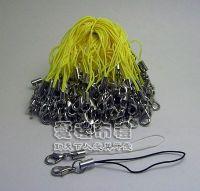 婚禮小物,手機吊繩(黃色)@1包100條@1條0.8元_圖片(1)