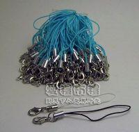 婚禮小物,手機吊繩(天藍色)@1包100條@1條0.8元_圖片(1)