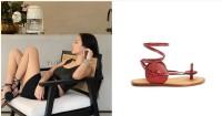 「綁帶涼鞋」推薦Top10!LV、Celine、Gucci、YSL...孫芸芸在家工作穿搭靠Loewe_圖片(1)