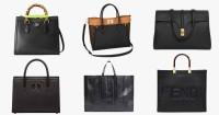 微解封終於不用WFH!盤點11款黑色公事包,Celine、Dior、LV…小資OL最愛_圖片(1)