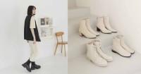 2021秋冬D+AF靴子早鳥預購中!鋸齒靴、麂皮靴、方頭靴、過膝靴....最低現折600元!_圖片(1)