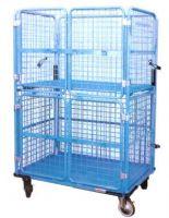 生產業搬運利器-L型物流台車,理貨台車,置物架,鐵架,整理櫃-力大機械企業社_圖片(2)