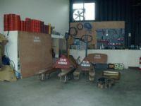 生產業搬運利器-L型物流台車,理貨台車,置物架,鐵架,物流板車,整理櫃-力大機械企業社_圖片(3)