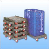 生產業搬運利器-L型物流台車,理貨台車,置物架,鐵架,物流板車,整理櫃-力大機械企業社_圖片(4)