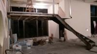 夾層/樓承鋼板/木板夾層/鐵製樓梯/自動門/電動鐵捲門_圖片(1)