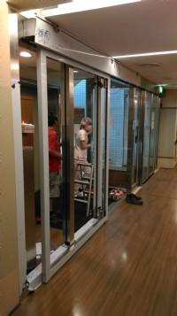 夾層/樓承鋼板/木板夾層/鐵製樓梯/自動門/電動鐵捲門_圖片(3)