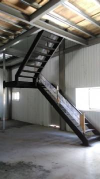 鐵捲門/馬達/遙控器/各式金屬鐵件/夾層/樓承鋼板/雨遮/鐵皮屋/樓梯_圖片(2)