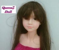 queen7-doll(奇幻宮)hgdoll(珍妮、玫瑰、小精靈)矽膠實體真人娃娃_圖片(3)