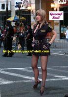 queen7-doll(羅芙宮)Mechadoll(法國實體娃娃先驅,Mechadoll原廠授權)高檔的擬真人娃娃_圖片(3)