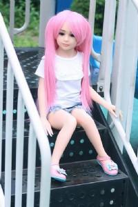 TPE100cm平胸娃娃(平靜)_圖片(3)