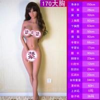 TPE170cm大胸娃娃(賽娜)_圖片(4)