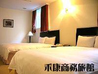 台中住宿‧禾康商務旅館_圖片(1)