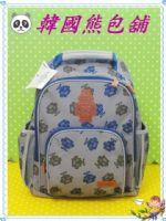 ☃韓國熊包舖☃【WingHouse】機器人FLYBOT 高檔男兒童休閒雙肩後背包_圖片(1)