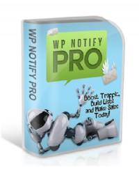 [中文WordPress外掛推薦] WP Notify Pro 繁體中文版 - 今天就使用專業的通知列來增加流量、建立名單以及創造銷售!