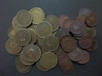 彰化、台中、南投、高價收購舊紙鈔硬幣、中日龍銀、外幣~郵票(((大中部都有收購)))請洽:0987914817_圖片(3)