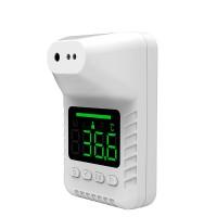 智慧型紅外線自動測溫儀 防疫抗菌 非接觸式測溫儀 掛壁式測溫儀 測溫儀 自動感應測溫儀 _圖片(3)