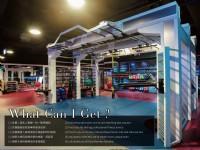 《極限健身中心》內湖店最具規模,最新,最Cool的六星級健身中心!!_圖片(2)