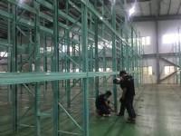 庫存切貨6米綠色重型貨架_圖片(1)