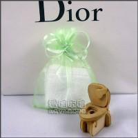 【愛禮布禮】婚禮小物:粉綠色雪紗袋7x9cm~1個1.5元,10個15元_圖片(1)