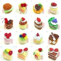 【愛禮布禮】婚禮小物:蛋糕吊飾一套16款189元_圖片(1)