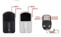 遙控衣服挂鈎攝像機 微型攝像機 微型監控攝像機_圖片(2)