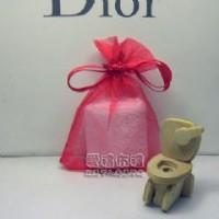 【愛禮布禮】婚禮小物:大紅色雪紗袋7x9cm~1個1.5元,10個15元_圖片(1)