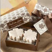 【愛禮布禮】婚禮小物:楓葉香皂禮盒/10元(圖片僅供參考.以實品為準)_圖片(1)