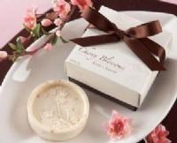 【愛禮布禮】婚禮小物:櫻花香皂禮盒/10元(圖片僅供參考.以實品為準)_圖片(1)