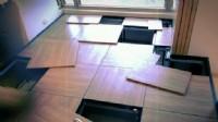 海島型- 床下/掀式收納床防潮濕防塵沙防蟑蟻床面滴水不漏! 無法黑心的鋁合金架高匡床結構收納木地板!_圖片(3)