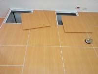 架高收納木地板九宮小坪數收納設計鋁合金鋼構 專利匡床家製造裝潢_圖片(2)